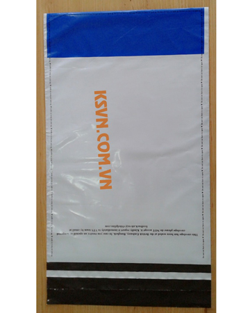 High quality envelope plastic mailing customized order bags