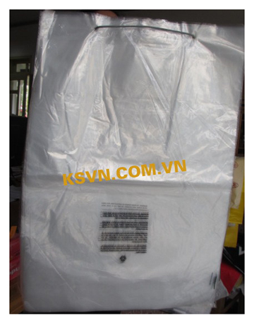 Hot sales LDPE plastic wicket bag