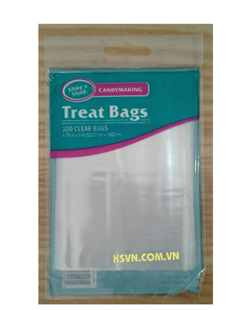 PP plastic good candy treat bags