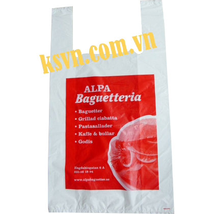 T-shirt bags Shopping bags plastic bag