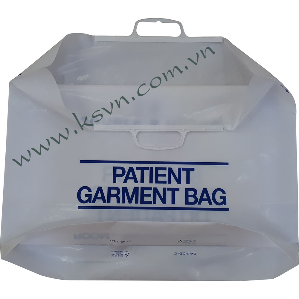 Rigid Handle Plastic Bag for Wholesale
